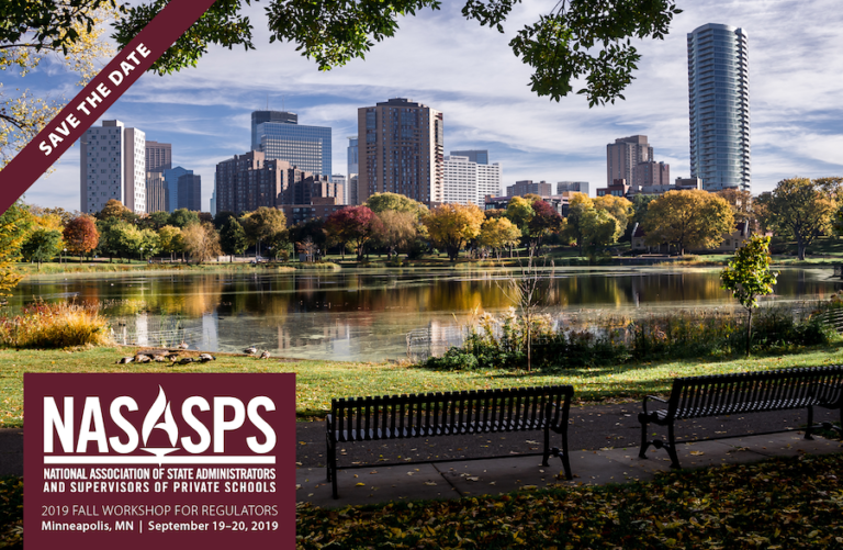 NASASPS 2019 Fall Workshop